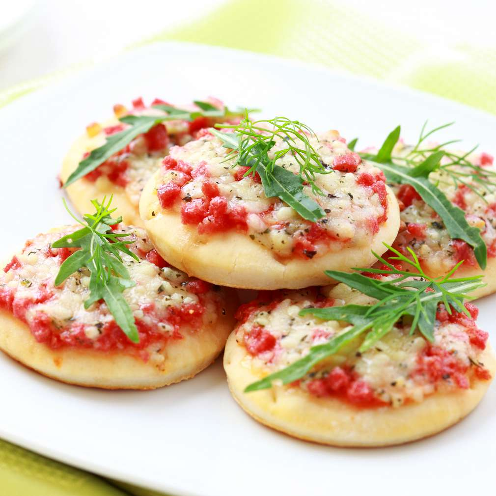 Imaginea rețetei Minipizza