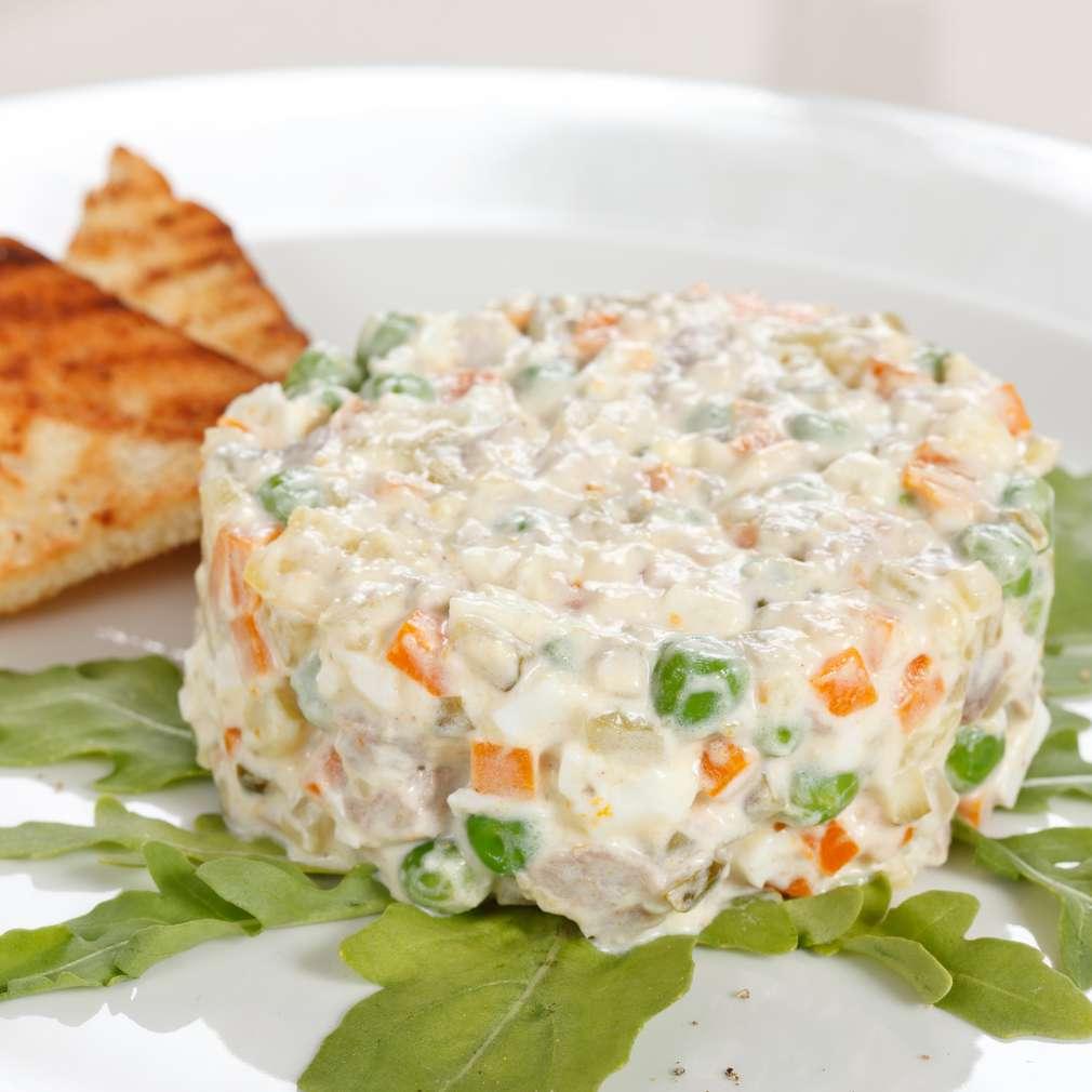 Rețetă: Salată de boeuf