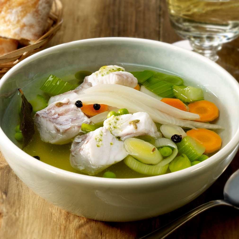 Abbildung des Rezepts Bunte Fischsuppe