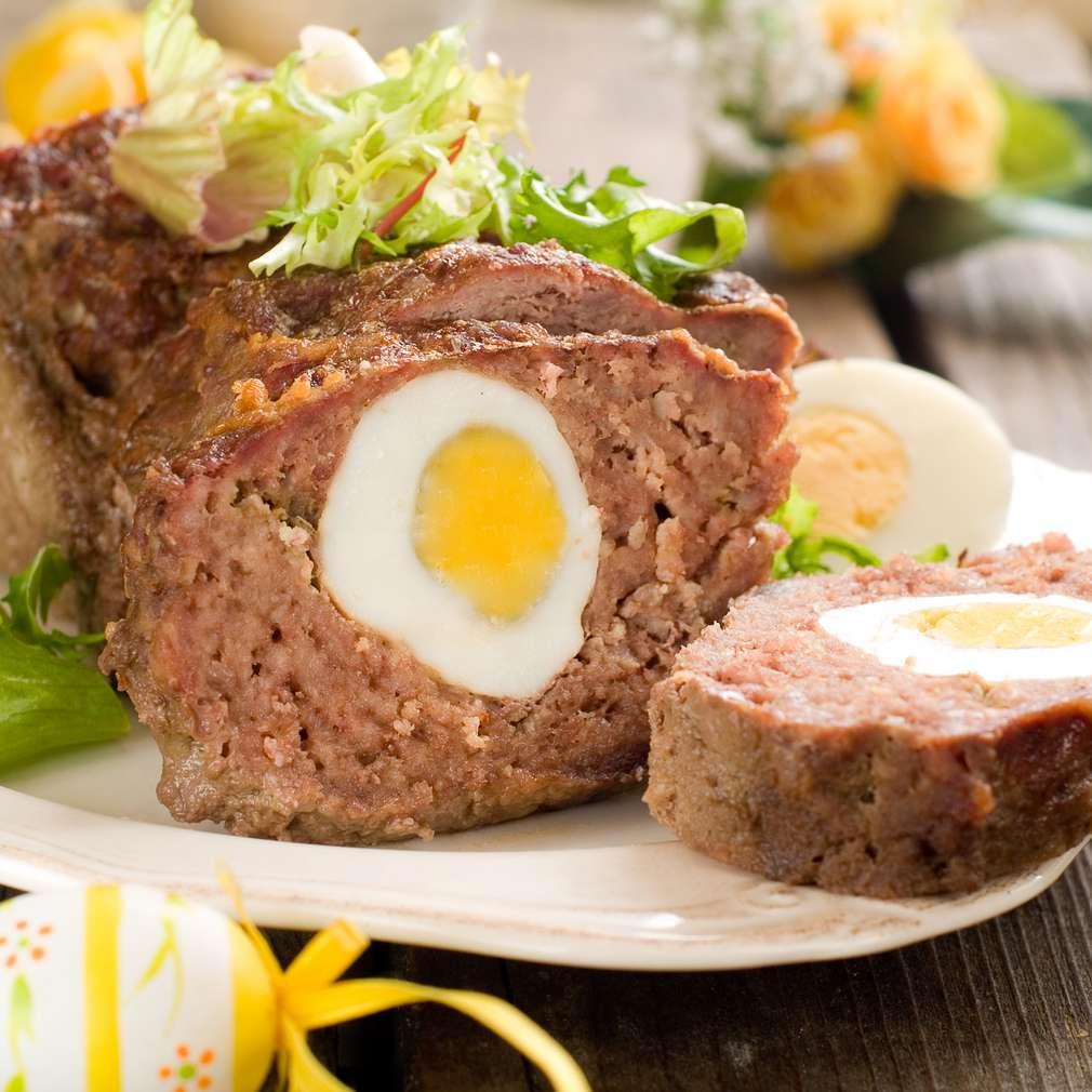 Imaginea rețetei Drob de vită și porc
