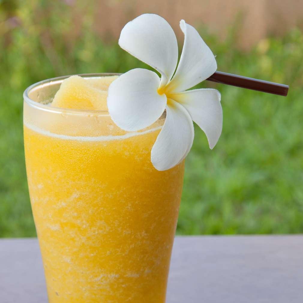 Imaginea rețetei Orange juice cu fulgi de gheață