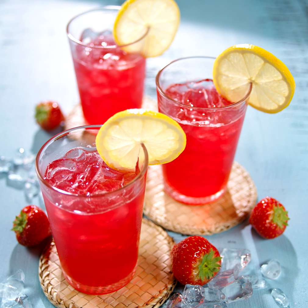 Abbildung des Rezepts Strawberry Kiss
