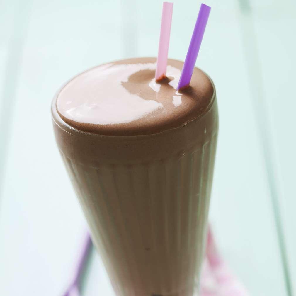 Milkshake de ciocolată