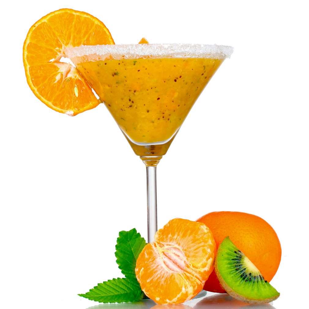 Imaginea rețetei Smoothie de kiwi și portocale