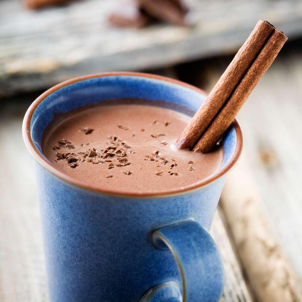Imaginea rețetei Ciocolată cu scorțișoară