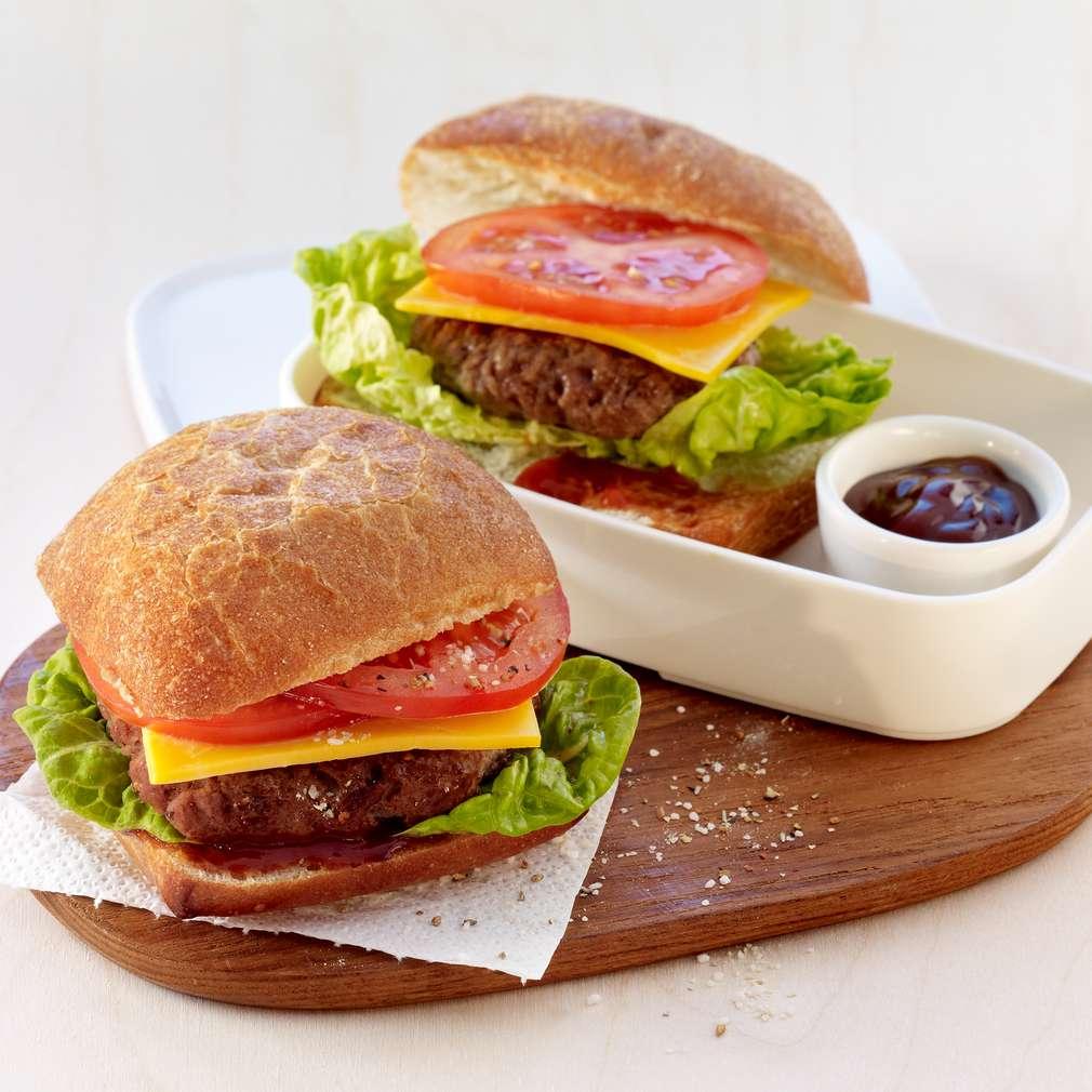 Abbildung des Rezepts Ciabatta-Burger