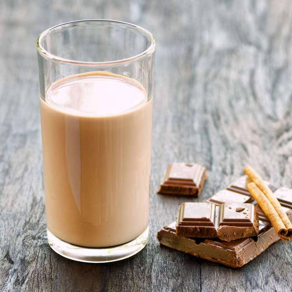 Imaginea rețetei Băutură de ciocolată