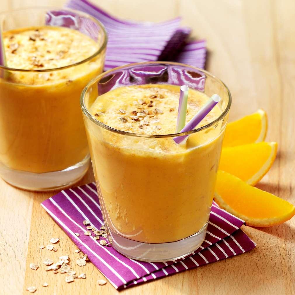 Zobrazenie receptu Pomarančovo-grapefruitové smoothie