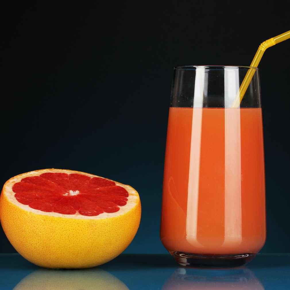 Imaginea rețetei Fresh de grapefruit