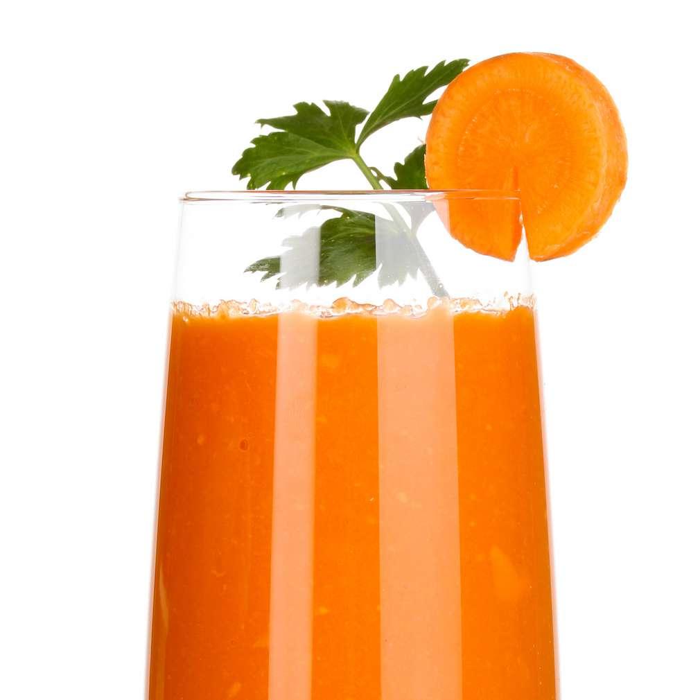 Imaginea rețetei Suc de morcovi