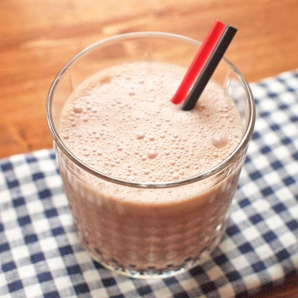 Zobrazit Mléčný shake s grankem receptů
