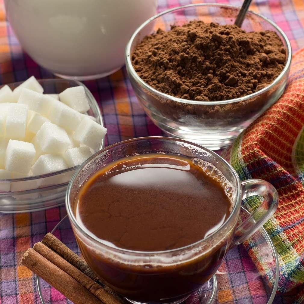 Imaginea rețetei Cacao cu lapte și scorțișoară
