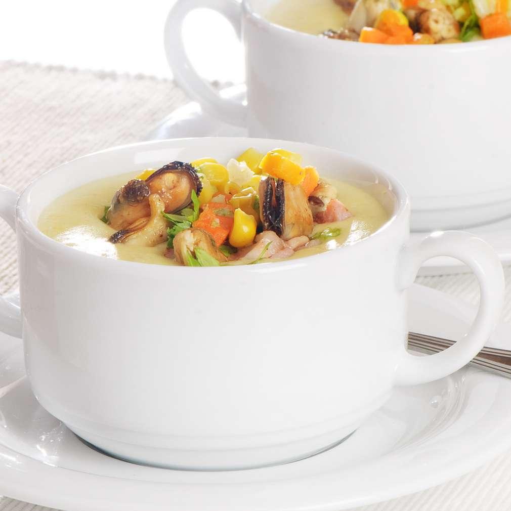 Supă de scoici