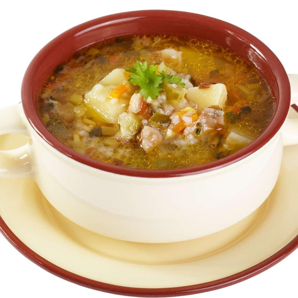 Imaginea rețetei Supă de cartofi