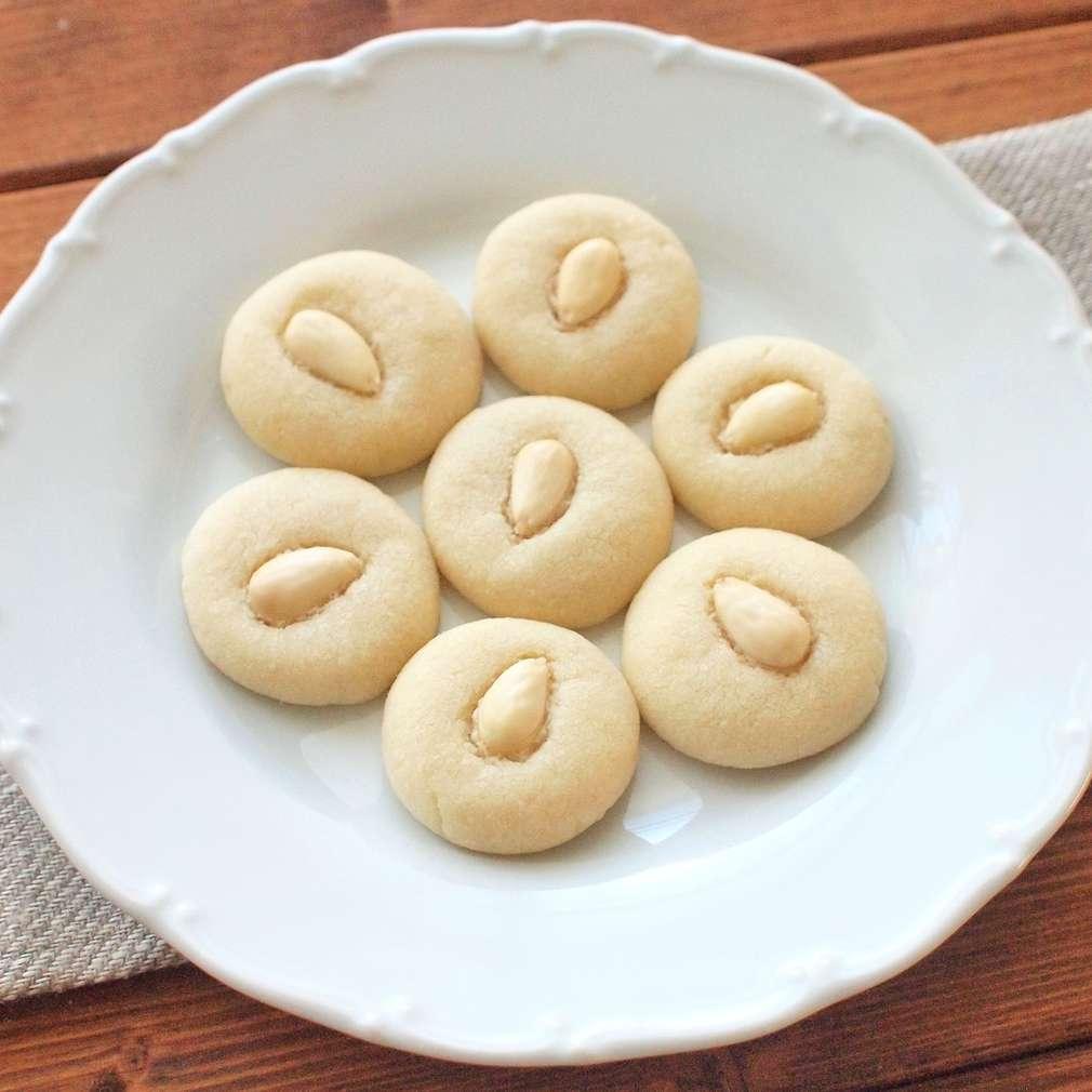 Zobrazit Mandlové sádláčky receptů