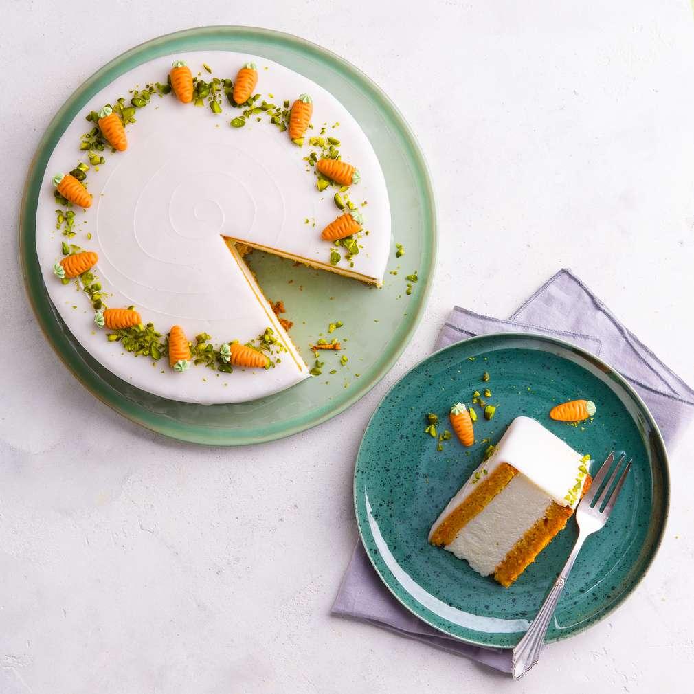 Imaginea rețetei Tort de morcovi
