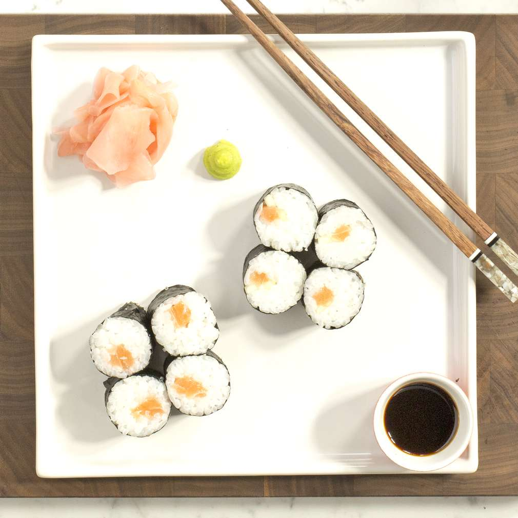 Zobrazit Sushi receptů