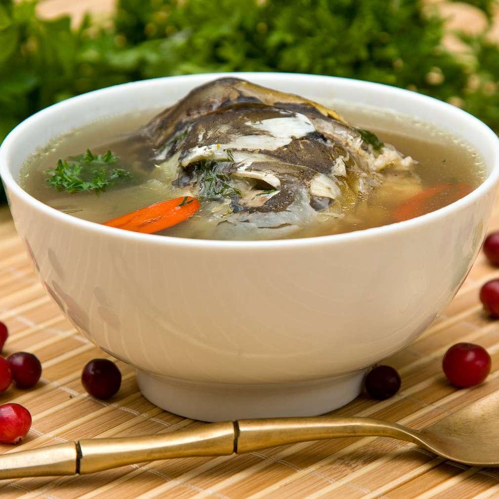 Imaginea rețetei Borş de peşte