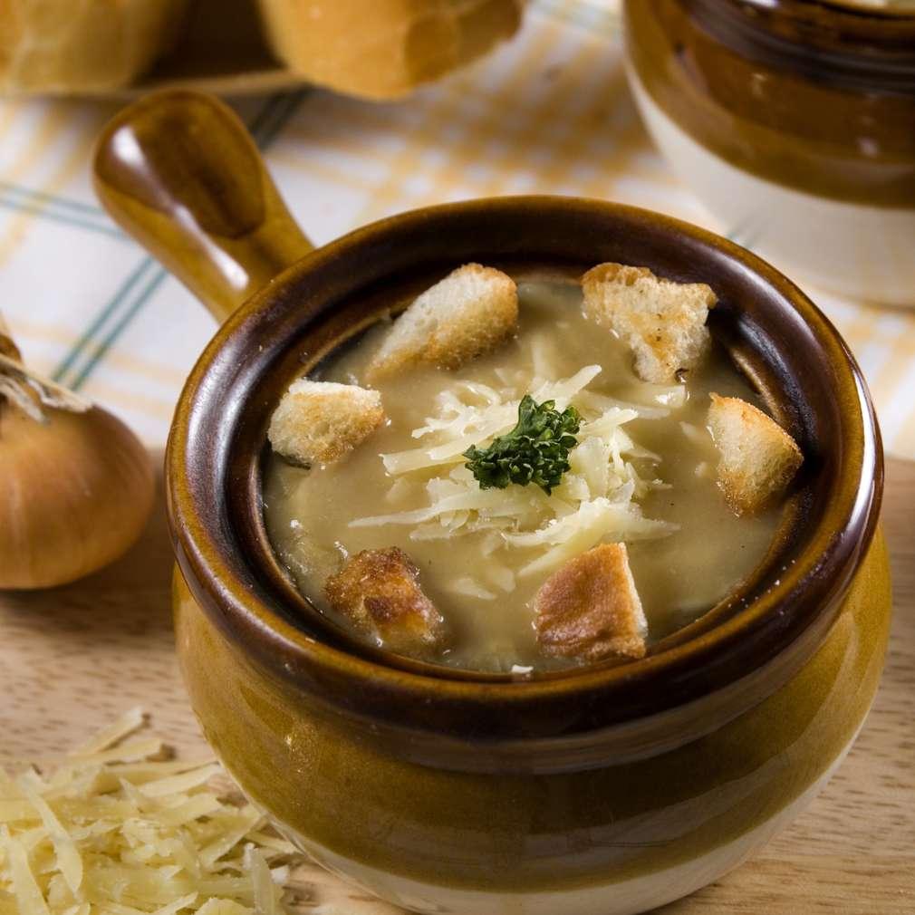 Imaginea rețetei Supă de ceapă