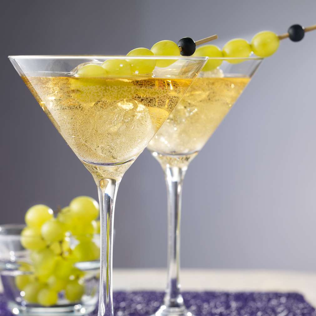 Abbildung des Rezepts Wild-Grape-Cocktail