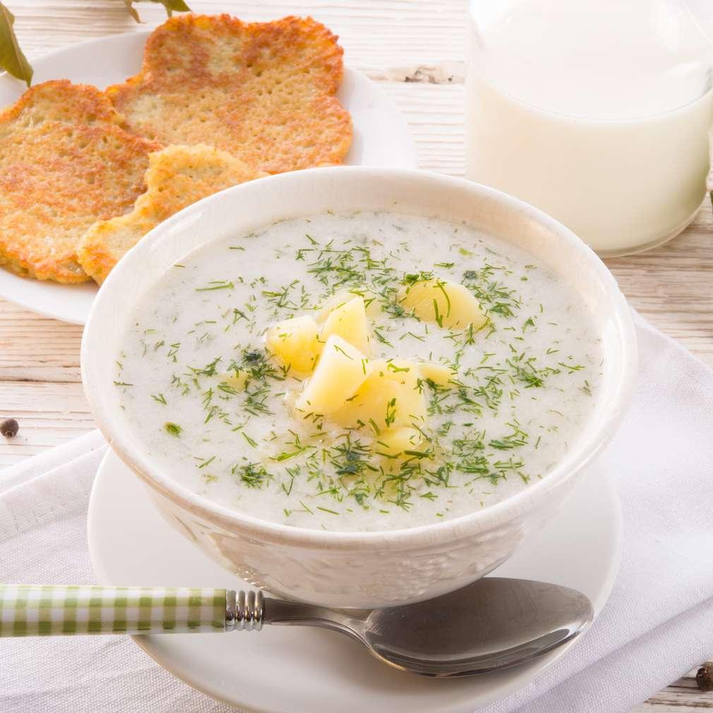 Imaginea rețetei Supă cu mărar şi cartofi