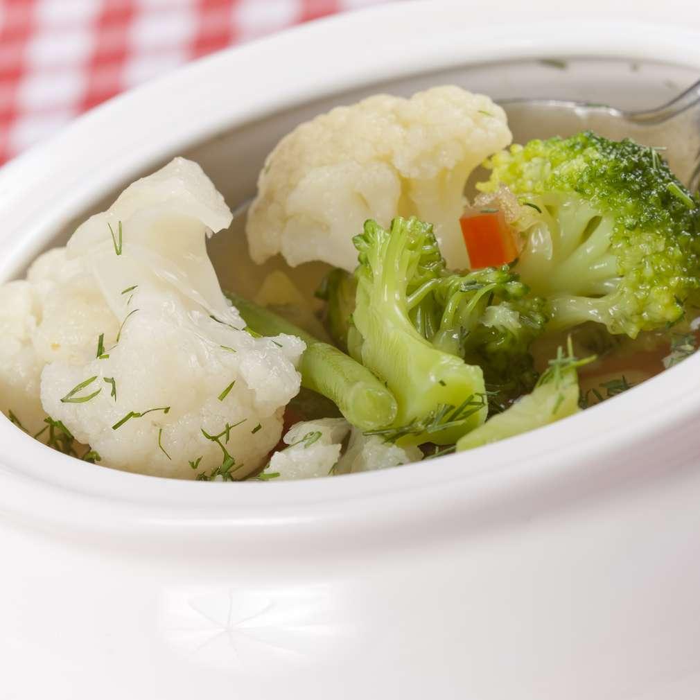 Imaginea rețetei Supă de conopidă