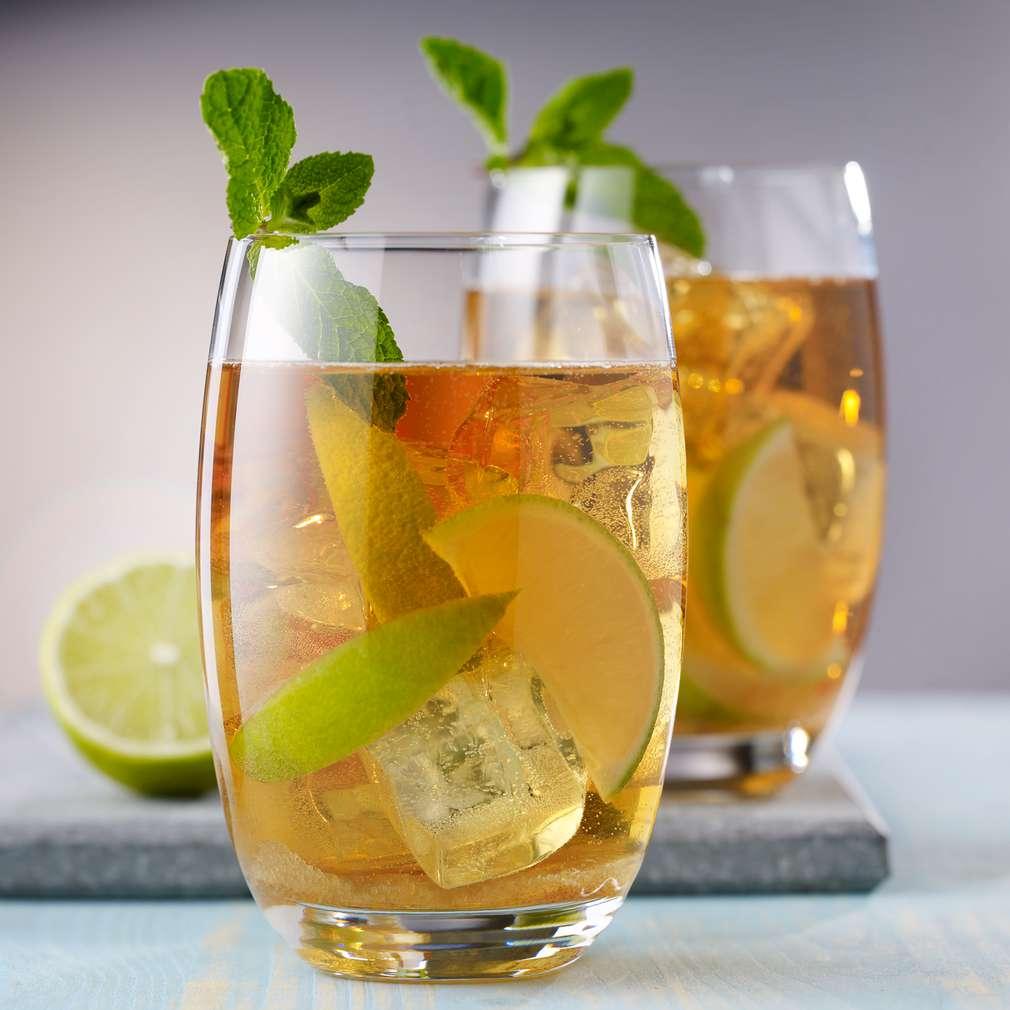 Abbildung des Rezepts Lime-Oakheart-Limonade
