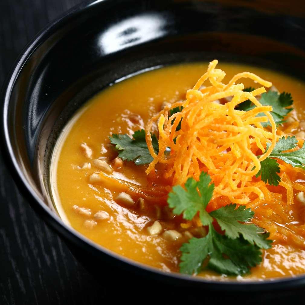 Imaginea rețetei Supă cremă de morcovi