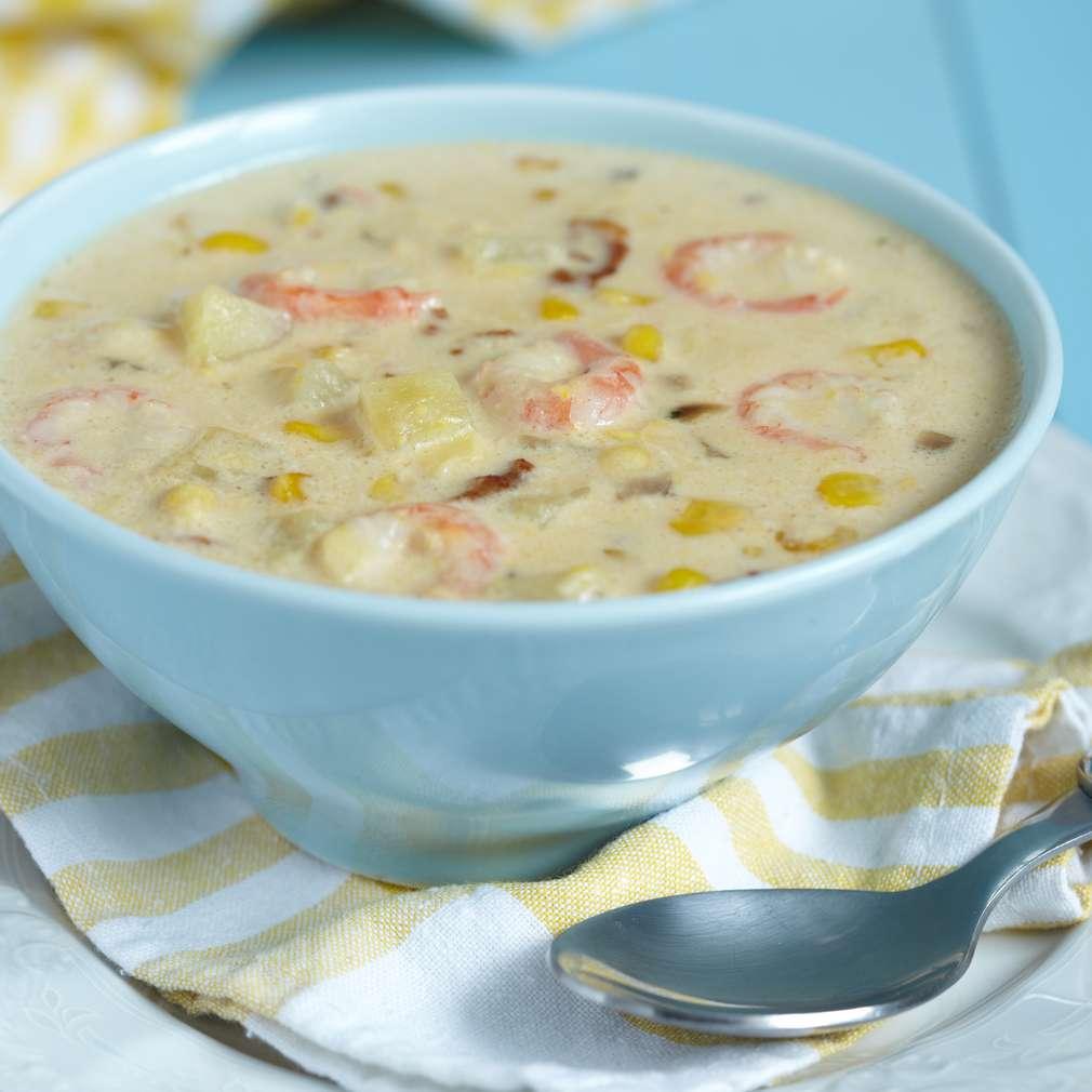 Imaginea rețetei Supă de creveți