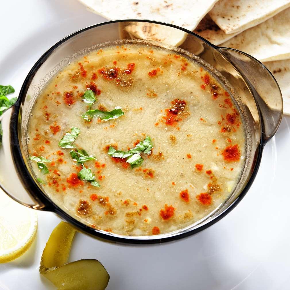 Imaginea rețetei Supă de linte