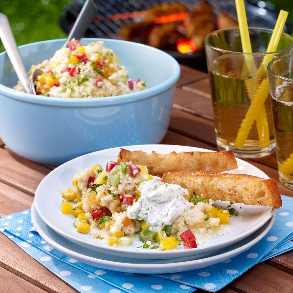 Abbildung des Rezepts Bunter Couscous-Salat