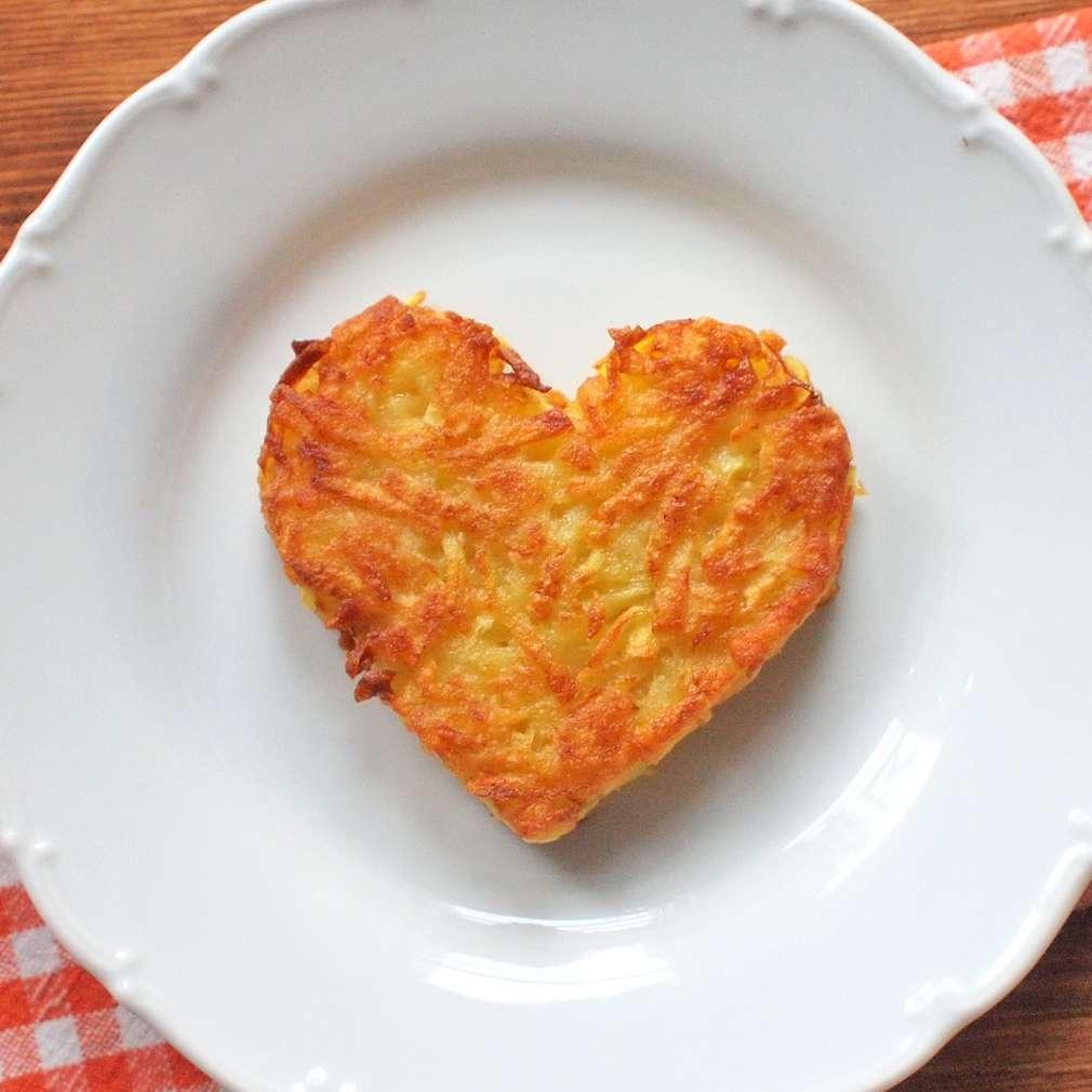 Zobrazit Snídaňové bramboráčky s tvarohem receptů