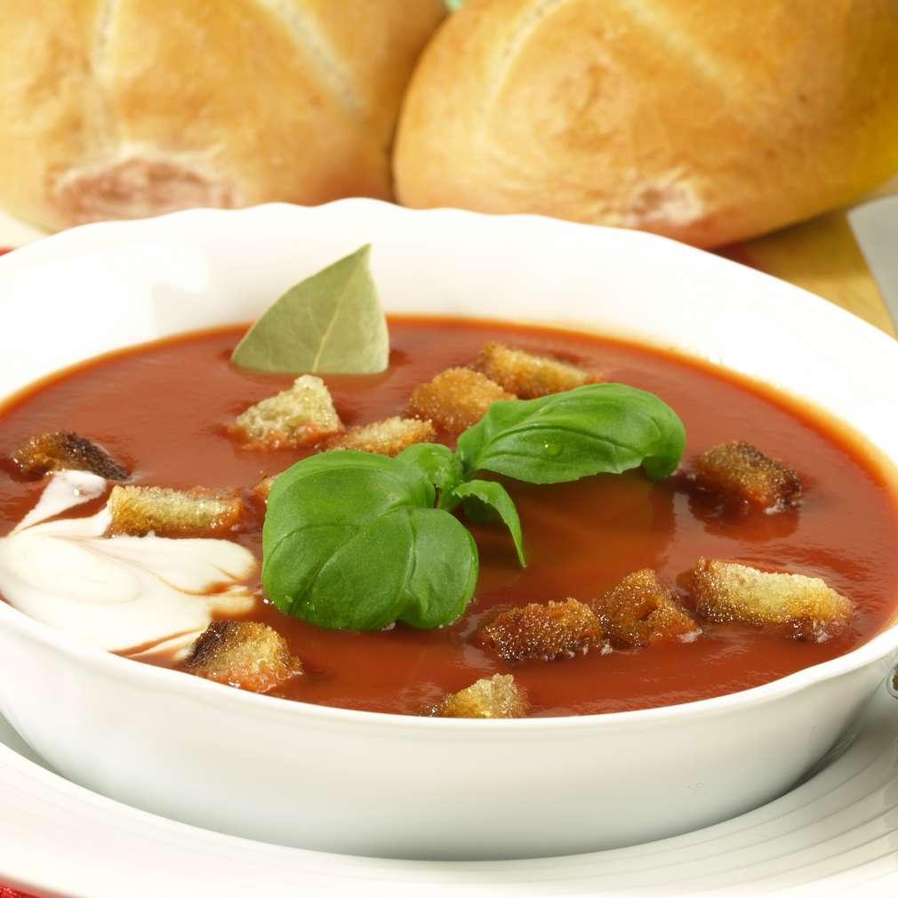 Imaginea rețetei Supă cremă de roșii
