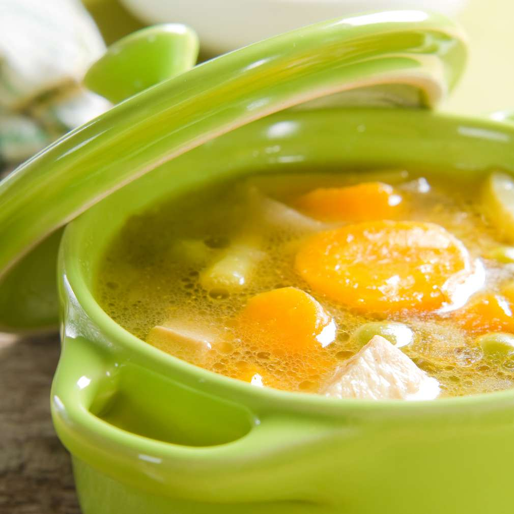 Imaginea rețetei Supă de legume cu smântână