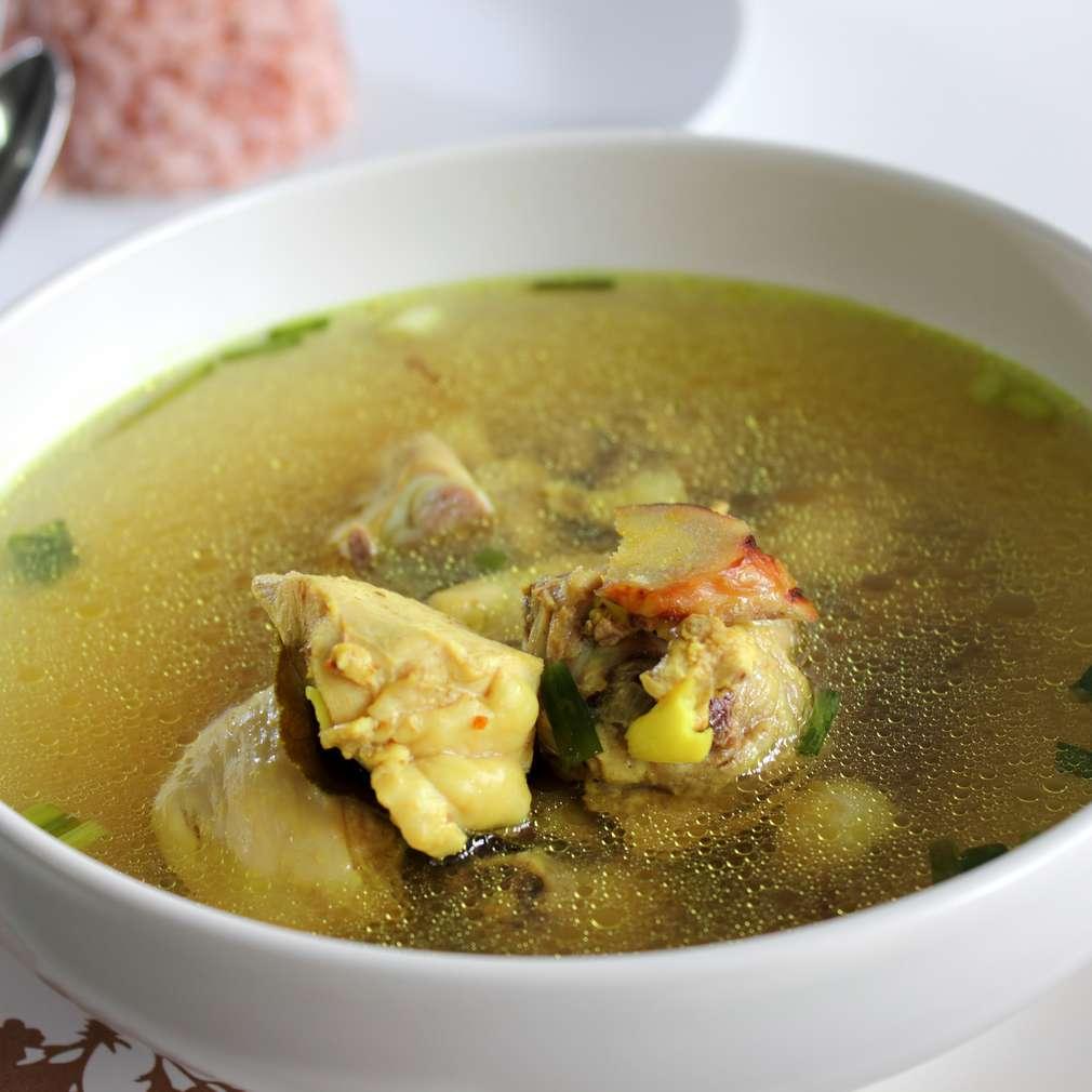 Imaginea rețetei Supă de găină