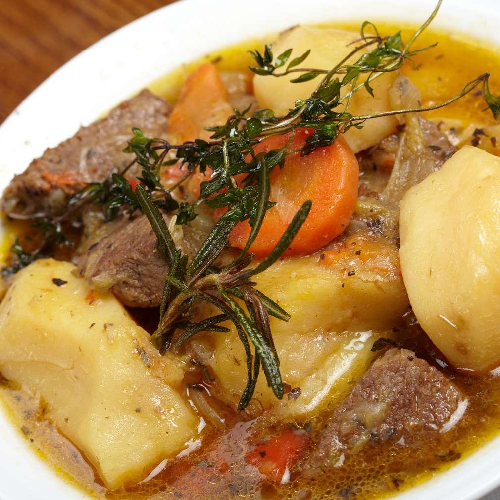 Imaginea rețetei Supă de vită