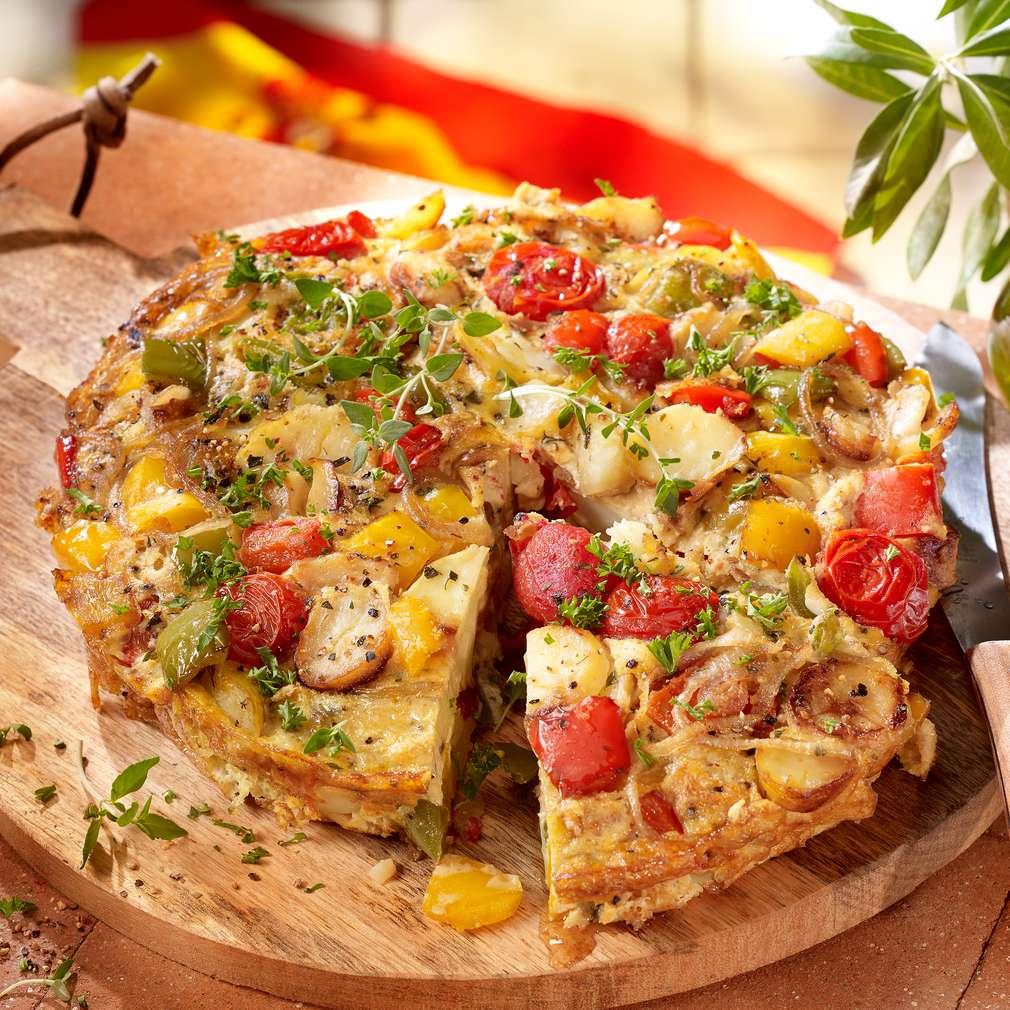 Abbildung des Rezepts Tortilla de patatas