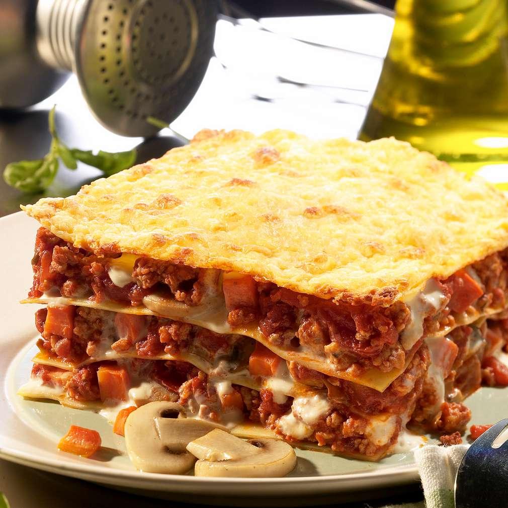 Abbildung des Rezepts Lasagne gastro