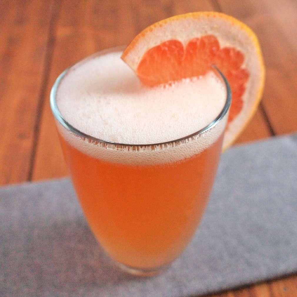 Zobrazit Grepová pivní limonáda receptů