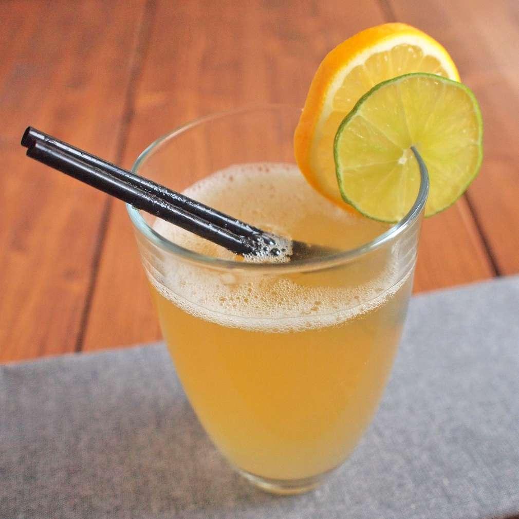 Zobrazit Pivní limonáda s citrusy receptů