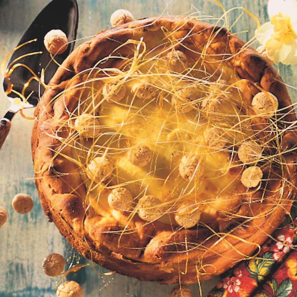 Zobrazit Mandlový cheesecake receptů