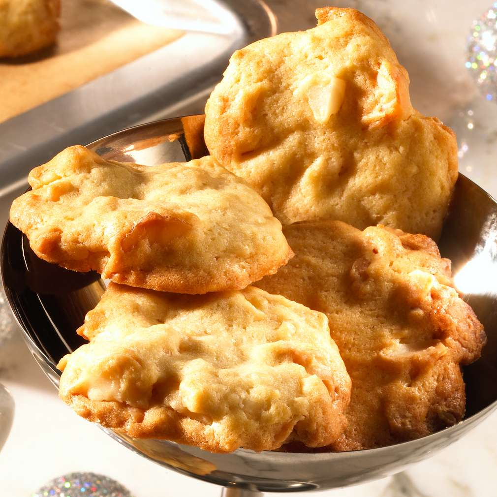 Abbildung des Rezepts Macadamia-Cookies