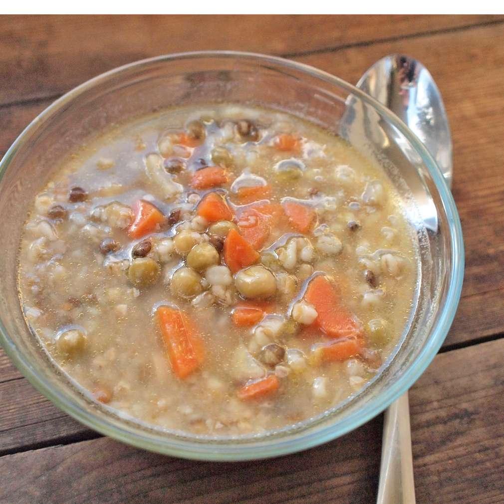 Zobrazit Hrstková polévka receptů