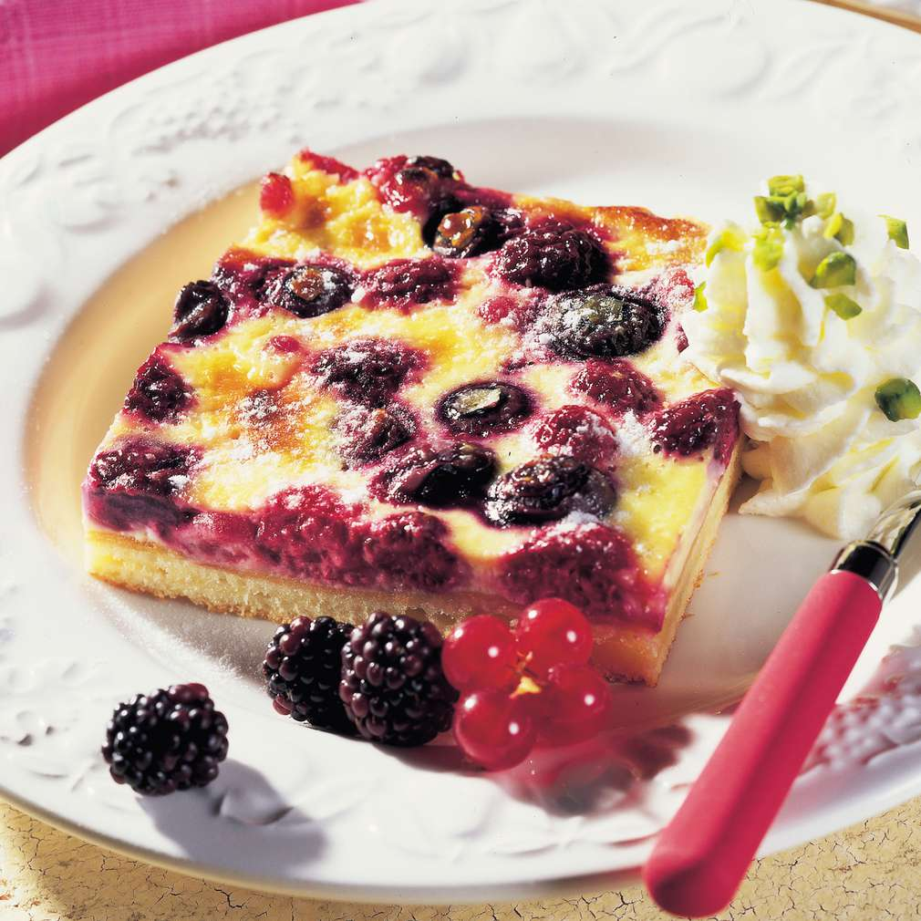 Rezepte Kuchen Vom Blech Kaufland