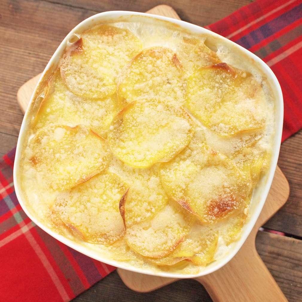 Zobrazit Zapékané brambory Dauphinoise receptů