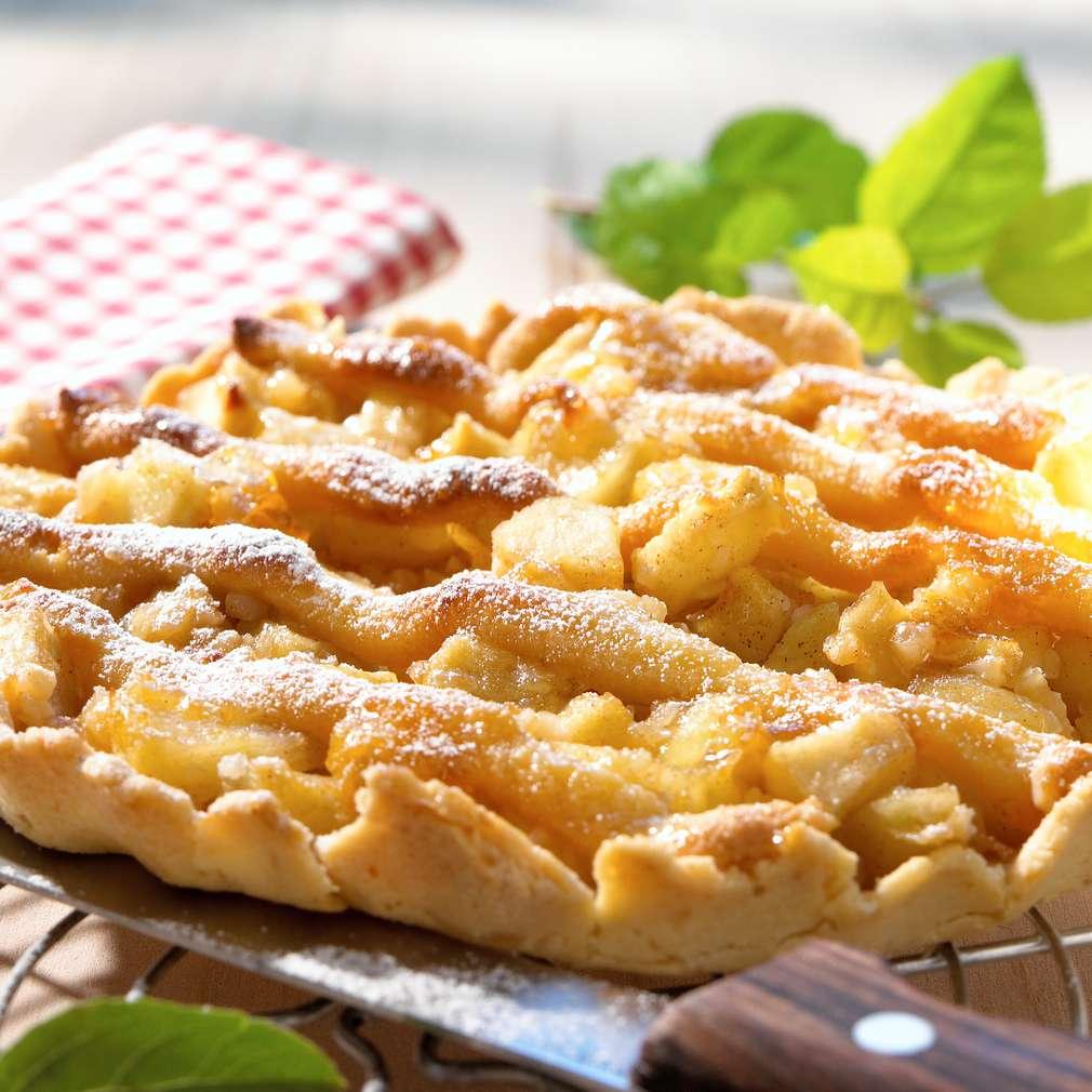 Zobrazit Jablečné tarteletky s marcipánem receptů
