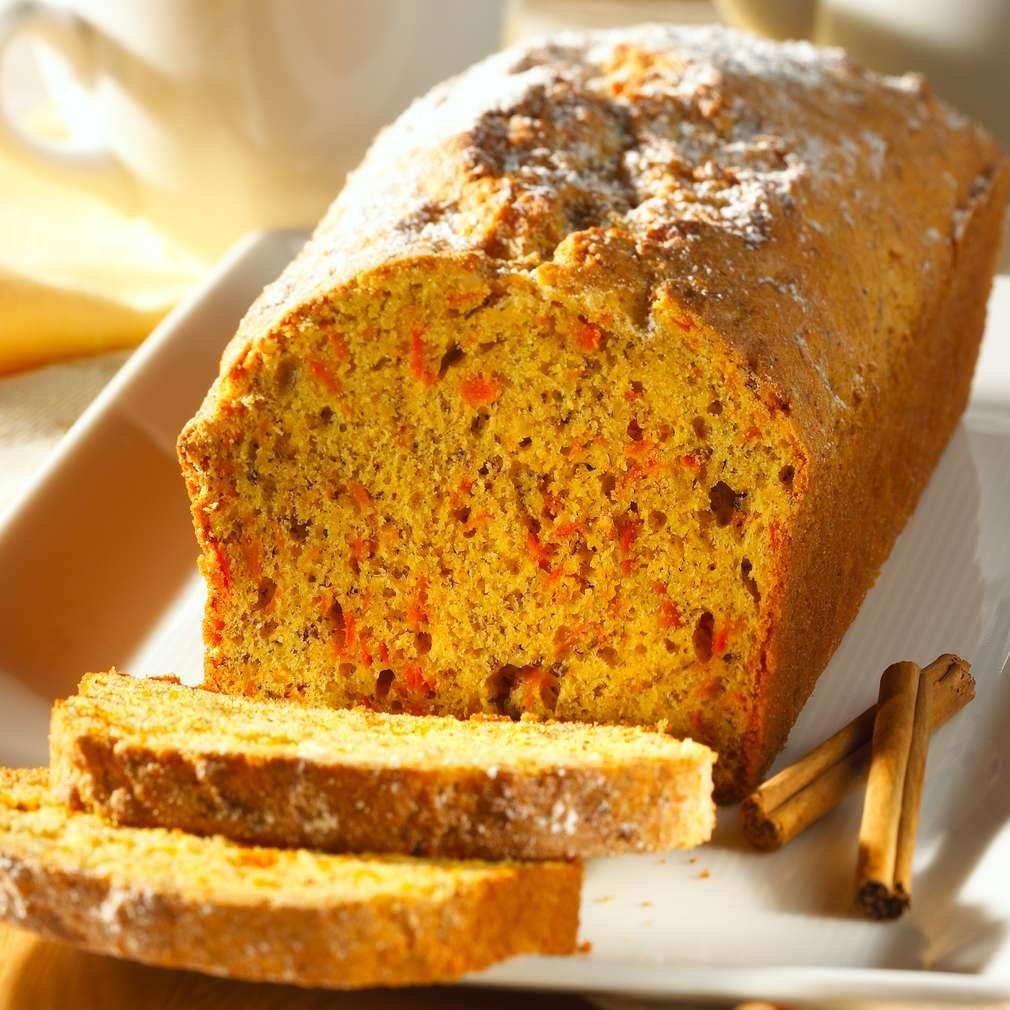 Abbildung des Rezepts Karotten-Nuss-Kuchen