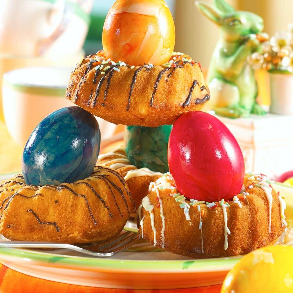 Zobrazit Rychlé velikonoční bábovičky receptů