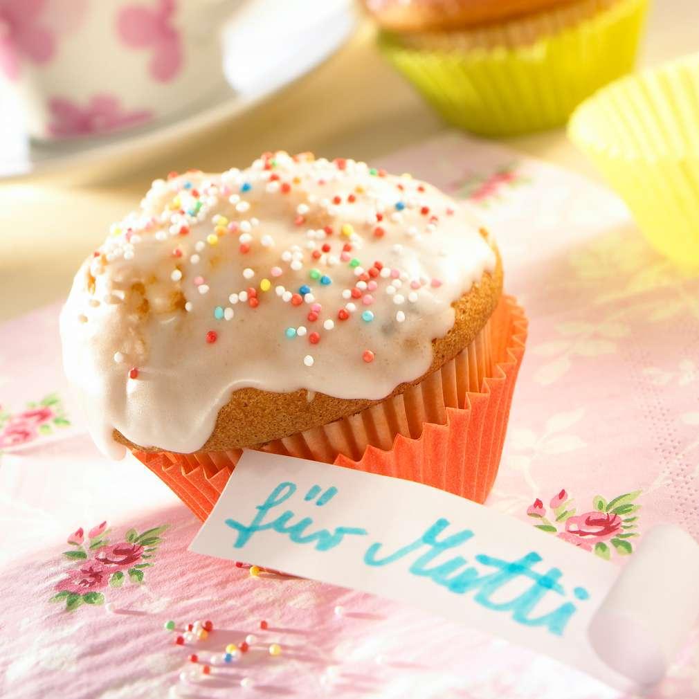 Zobrazit Jablečné muffiny ke Dni matek receptů