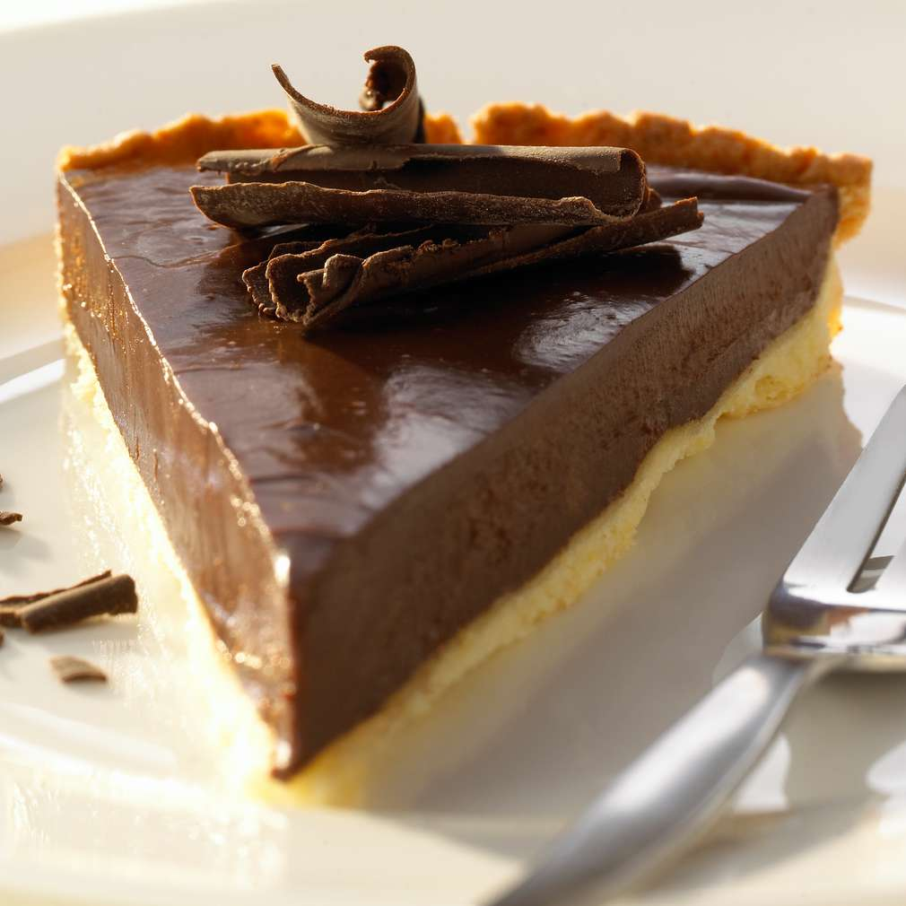 Fotografija recepta Fina čokoladna torta